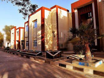 نمای بیرونی هتل بهشت فاز جدید